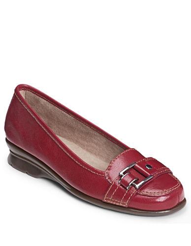 AEROSOLESJuneberry Leather Flats