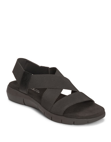 AEROSOLESWip Gloss Strappy Sandal