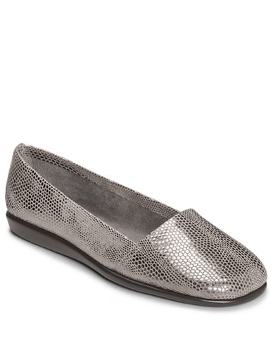 AEROSOLES Mr Softee Leather Flats