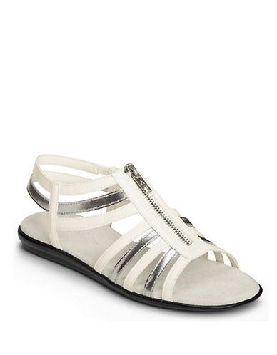 AEROSOLESClothesline Faux Leather Gladiator Sandals