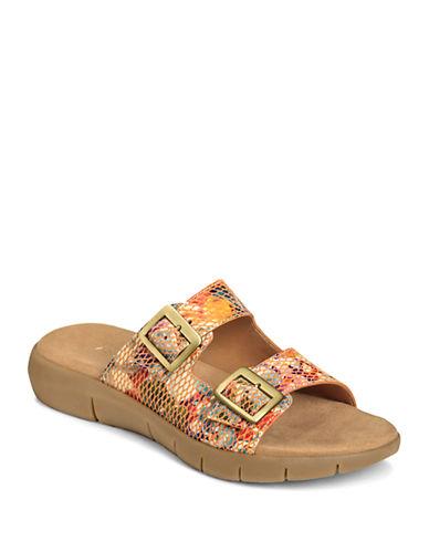 AEROSOLESWip Code Double Strap Sandal