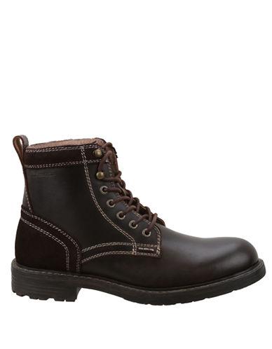 BASSReddington Leather Ankle Boots