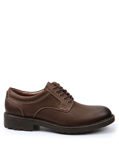 BASS Russell Leather Oxfords