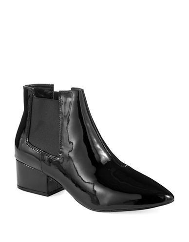 French Connection Ronan Patent Leather Boots