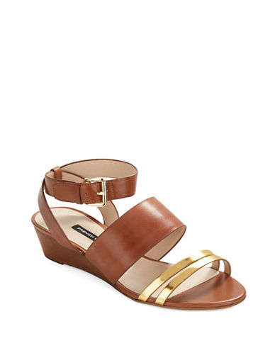 FRENCH CONNECTION Wiley Wedge Sandals