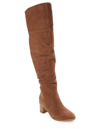 Buy Clementina Above-the-Knee Boots by French Connection online