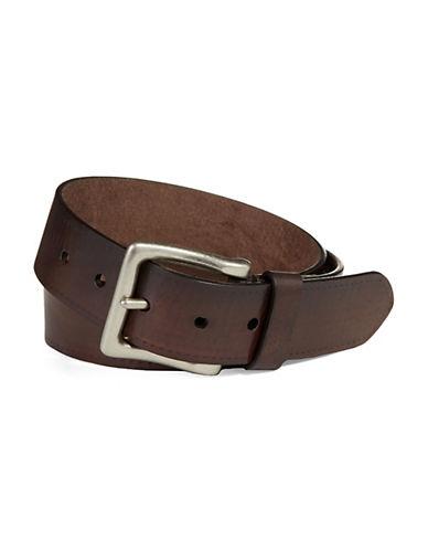 JOHN VARVATOS U.S.A.Genuine Leather Belt