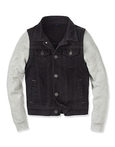 RUUM Boys 8-20 Rocker Denim Jacket