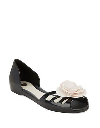 Buy Move Jelly Flats by Melissa online