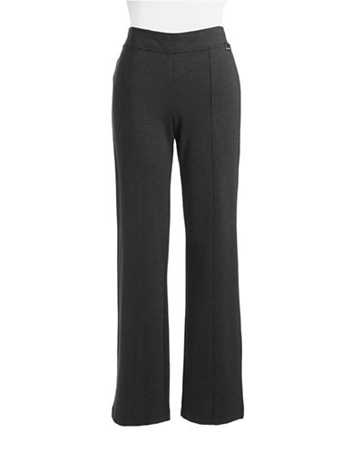 CALVIN KLEIN Powerstretch Straight-Leg Pants