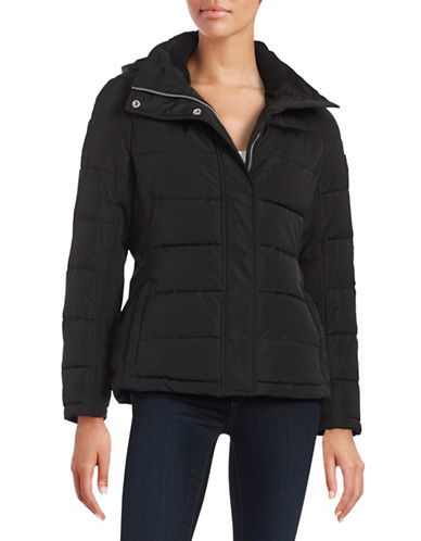 calvin klein female 188971 cold weather rated quilted coat