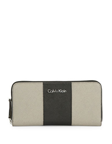 CALVIN KLEINSaffiano Leather Wallet