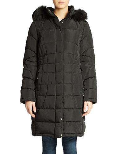CALVIN KLEINLong Puffer Coat
