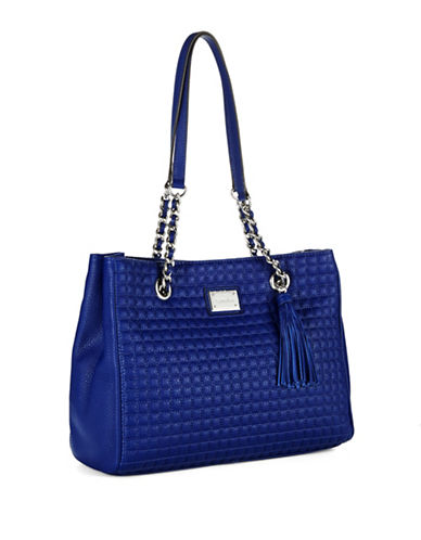 CALVIN KLEIN Quilted Tote Bag