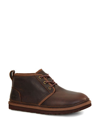 Ugg Australia Neumel Leather Slip-Ons
