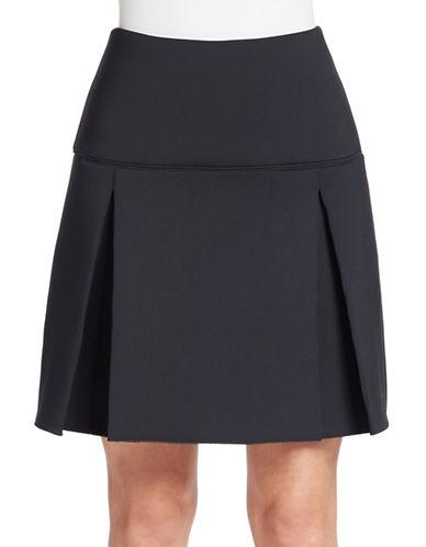 424 FIFTHPleated Scuba Skirt