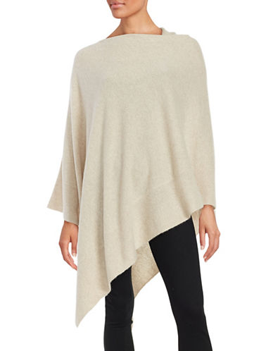 lord taylor female 45899 cashmere poncho