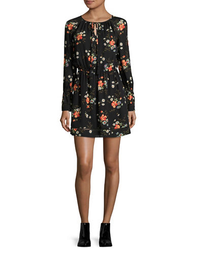 Rochie scurtă HIGHLINE COLLECTION Floral