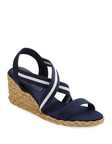 LAUREN RALPH LAURENCorianna Espadrille Wedge Sandals