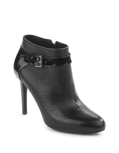 Lauren Ralph Lauren Hayln Leather Booties