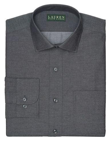 LAUREN RALPH LAURENClassic-Fit Chambray Warren Dress Shirt