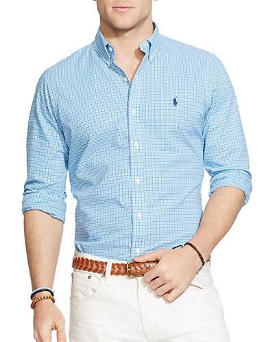 POLO RALPH LAURENChecked Poplin Shirt