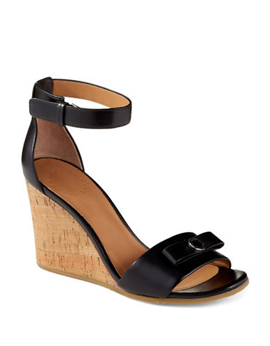 MARC BY MARC JACOBSLeather Wedge Sandals