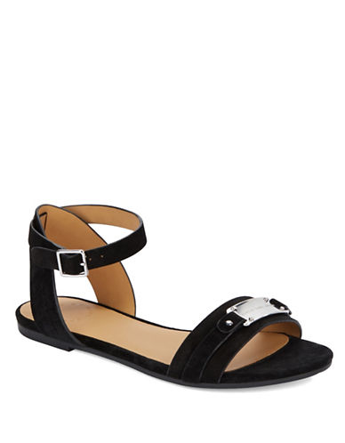 MARC BY MARC JACOBSLeather Open-Toe Sandals