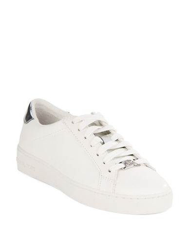 76cc9cb958c8 ... UPC 888922461587 product image for Michael Michael Kors Irving Lace-Up  Leather Sneakers