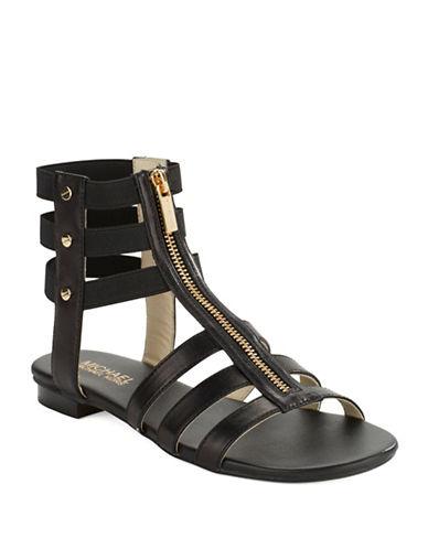 MICHAEL MICHAEL KORSCodie Leather Gladiator Sandals