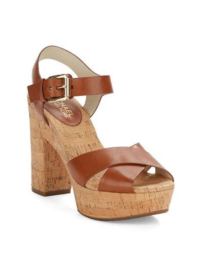 MICHAEL MICHAEL KORSNatalia Platform Sandals
