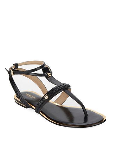 MICHAEL KORSHalden T-Strap Sandals