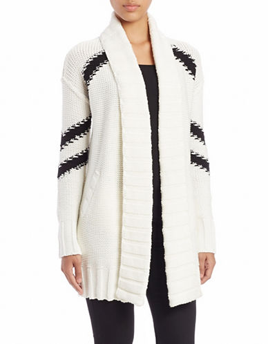 Guess Open-Front Cardigan