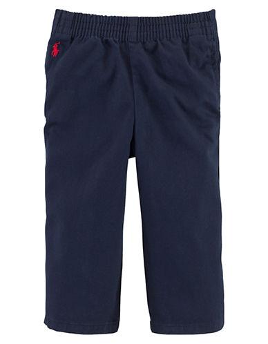 RALPH LAUREN CHILDRENSWEARBaby Boys Cotton Twill Pants