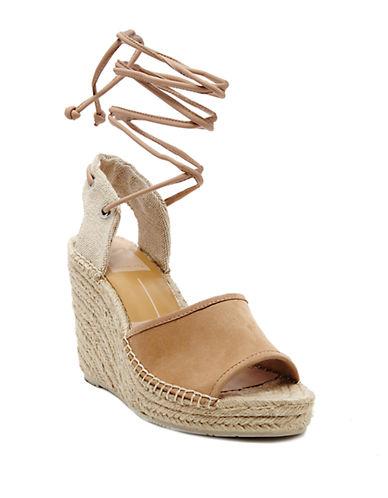DOLCE VITASophia Espadrille Platform Wedge Sandals
