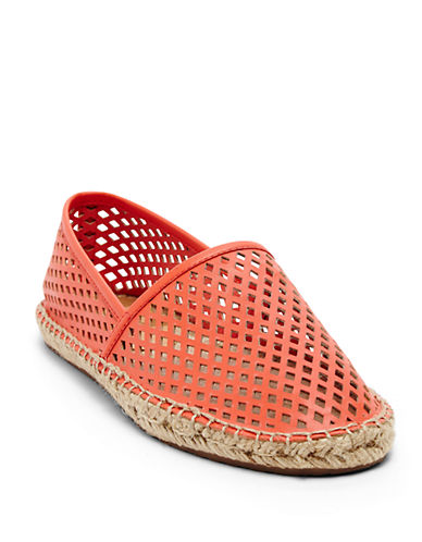 DOLCE VITAPerforated Espadrille Flats