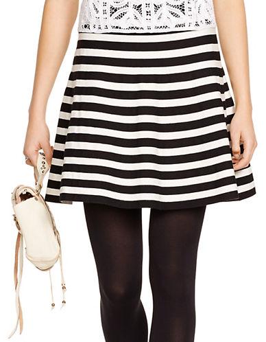 POLO RALPH LAURENStriped A-Line Skirt