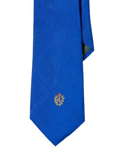 LAUREN RALPH LAURENSignature Crest Silk Tie