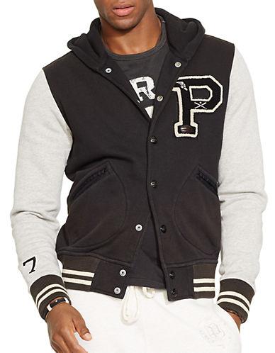 Varsity Polo Jacket Lauren Hooded Upc Ralph 889043369578 SUqGzMVp