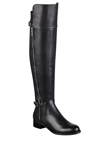 Buy Oliss Over-the-Knee Leather Boots by Ivanka Trump online