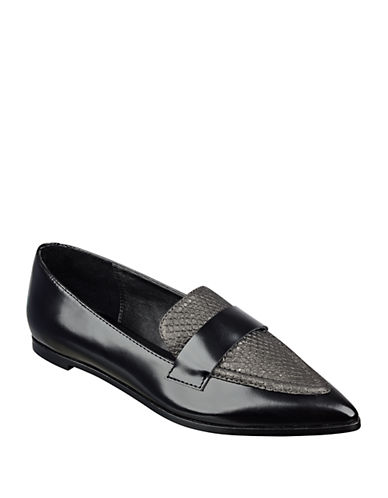 IVANKA TRUMP Zessio Patent Leather Loafers