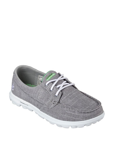 Buy Mist Lace-Up Sneakers by Skechers online