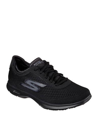 Buy Go-Step Sport Lace-Up Sneakers by Skechers online