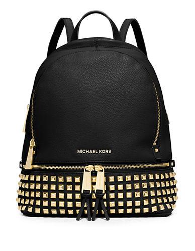 UPC 889154024496 - Michael Michael Kors Rhea Studded Leather ...