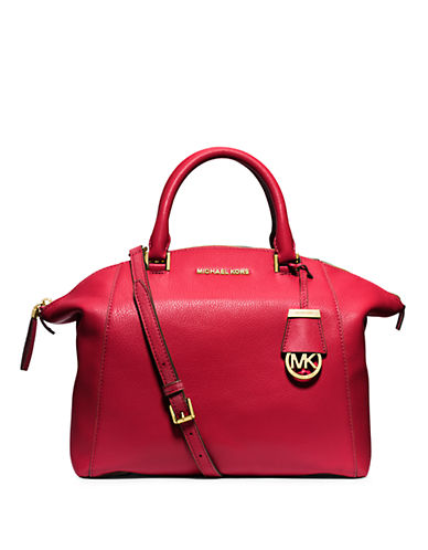 a2fdceeed758 UPC 889154027428. ZOOM. UPC 889154027428 has following Product Name  Variations: Michael Kors Riley Medium Leather ...