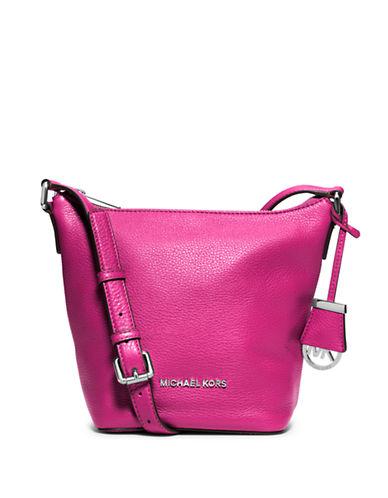 Michael Michael Kors Bedford Leather Small Messenger Bag