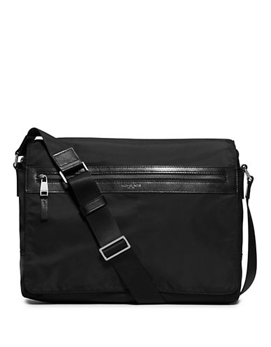 michael kors male 188971 kent larger messenger bag