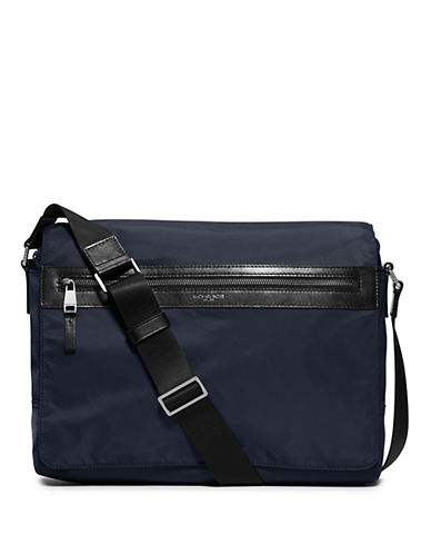 michael kors male 124308 kent larger messenger bag
