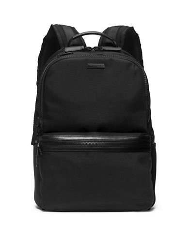 michael kors male 188971 parker nylon backpack
