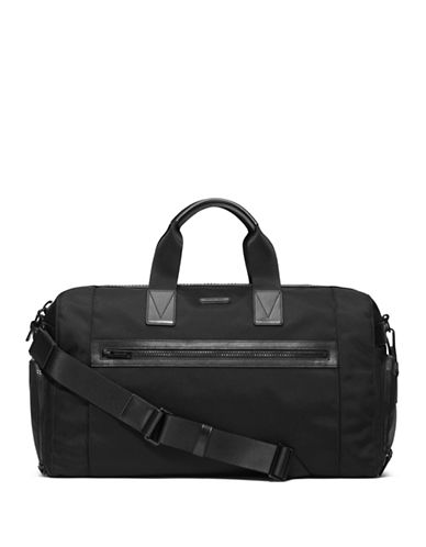 michael kors male 188971 parker gym bag